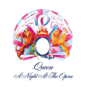 Portada del disco A Night At The Opera (Deluxe Edition 2011 Remaster) de Queen