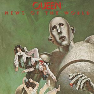 Portada del disco News Of The World (2011 Remaster) de Queen