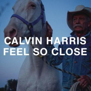 Portada del disco Feel So Close de Calvin Harris