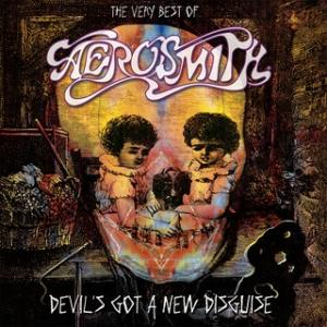 Portada del disco The Very Best of Aerosmith: Devil's Got a New Disguise de Aerosmith