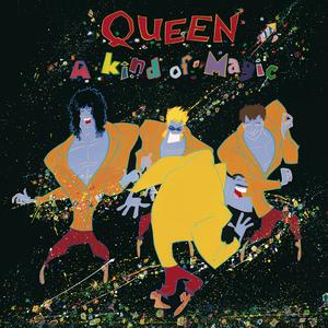 Portada del disco A Kind Of Magic (Deluxe Edition 2011 Remaster) de Queen