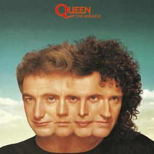 Portada del disco The Miracle (Deluxe Edition 2011 Remaster) de Queen