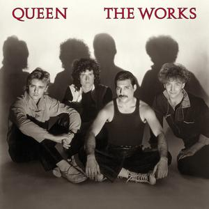 Portada del disco The Works (2011 Remaster) de Queen