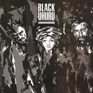Portada del disco The Dub Factor de Black Uhuru