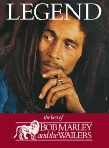 Portada del disco Bob Marley & The Wailers - Legend (Deluxe Sound & Vision) NTSC de Bob Marley & The Wailers