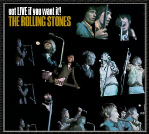 Portada del disco Got Live if you want it!-Non E.U. de The Rolling Stones