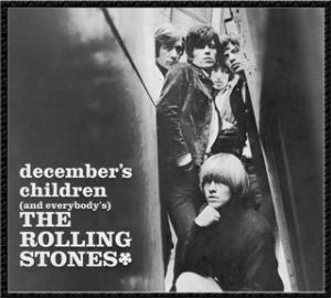 Portada del disco Decembers Children (and Everbody's)- Non E.U. de The Rolling Stones