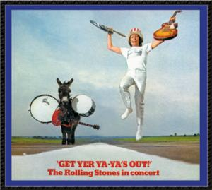 Portada del disco Get Yer Ya Yas Out de The Rolling Stones