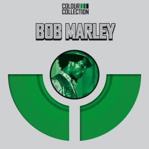 Portada del disco Colour Collection (International) de Bob Marley & The Wailers