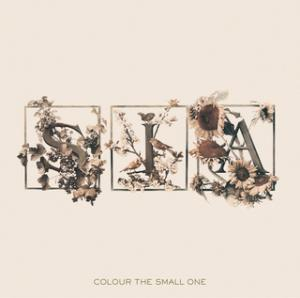 Portada del disco Colour The Small One (International non EU version) de Sia