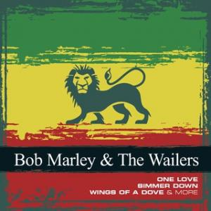 Portada del disco Collections de Bob Marley