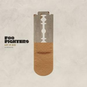 Portada del disco Let It Die EP de Foo Fighters