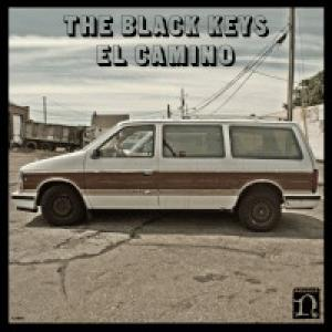 Portada del disco El Camino de The Black Keys