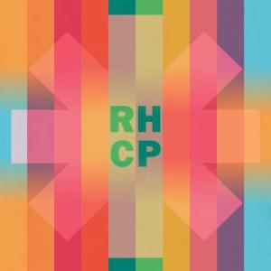 Portada del disco Rock & Roll Hall of Fame Covers EP de Red Hot Chili Peppers