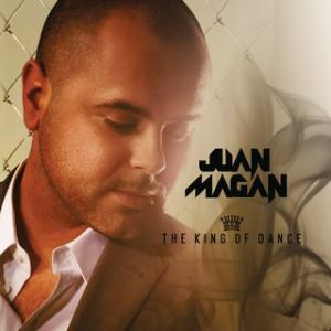 Portada del disco The King Of Dance de Juan Magan
