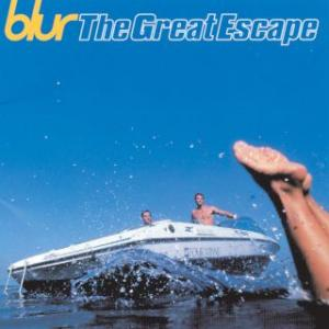 Portada del disco The Great Escape de Blur
