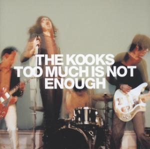 Portada del disco Too Much Is Not Enough de The Kooks