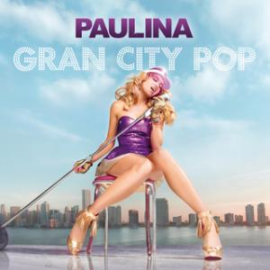 Portada del disco Gran City Pop (Nokia Version) de Paulina Rubio