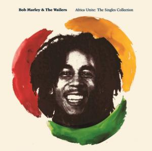 Portada del disco Africa Unite: The Singles Collection (UK edition - 2 disc set) de Bob Marley