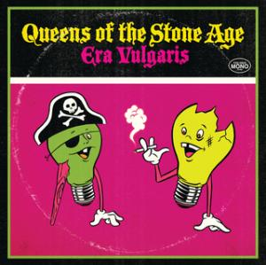 Portada del disco Era Vulgaris (International OD2 Version) de Queens of the stone age