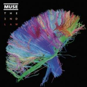 Portada del disco The 2nd Law de Muse